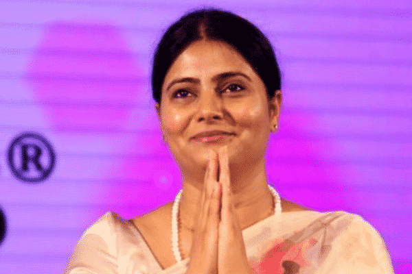Smt. Anupriya Singh Patel was appointed Minister of State in the Ministry of Commerce and Industry.