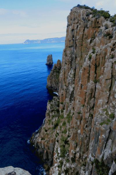 Australia's highest sea cliffs Cape Hauy