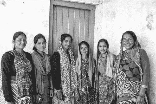 The Hunger Project 2 elected women representatives