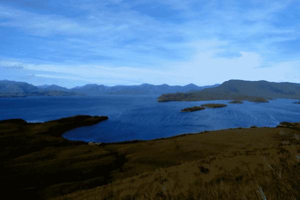Views from Mount Beattie