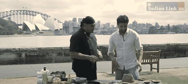 chefs ranveer brar and mark olive