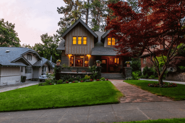 Landscaping your 'Home Sweet Home'