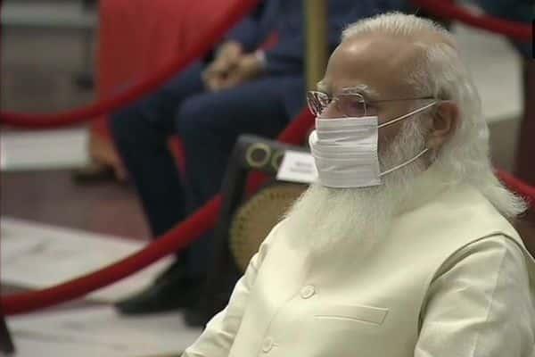PM Narendra Modi. Source: ANI