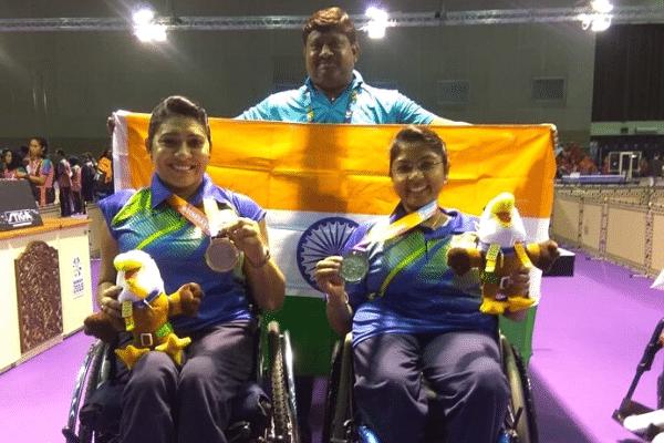 Bhavina Sonal india tt Paralympics