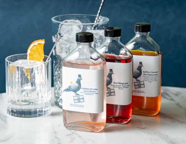 bottled cocktails foreign return