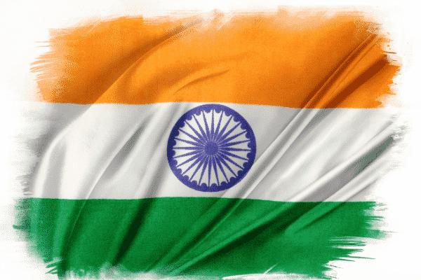 Indian flag: Source Canva