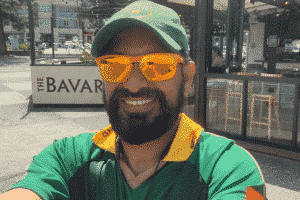 Level 3 High performance cricket coach and Phys Ed teacher. Source: Supplied