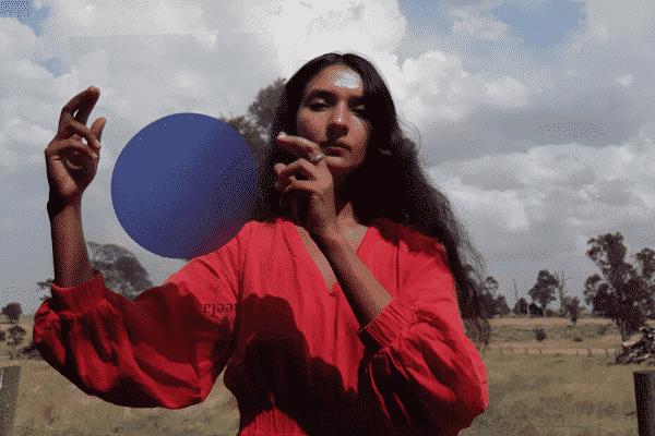 Artist, writer, and community dream practitioner Manisha Anjali.