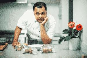 Television chef, (MasterChef Australia & India Unplated) and IT professional. Source: Supplied