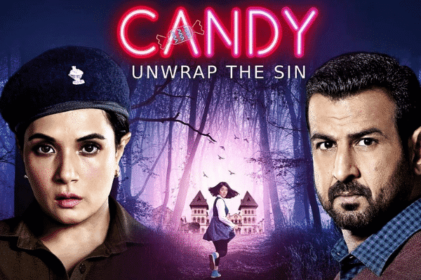 'Candy' series featuring Richa Chadha & Ronit Bose Roy. Source: Twitter