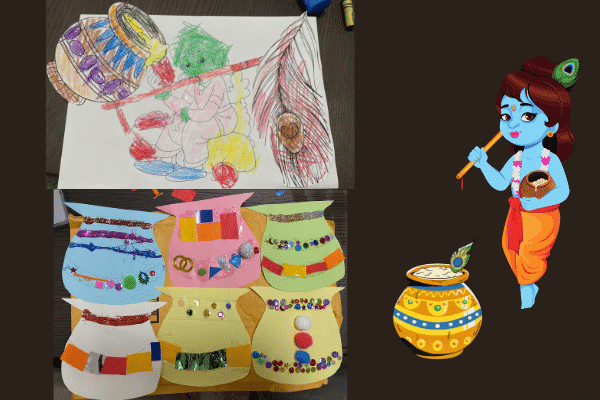 Examples of creative artistic activities.  Source: provided