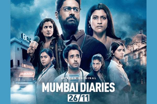 Full cast of Mumbai Diaries 2611. Source: Twitter