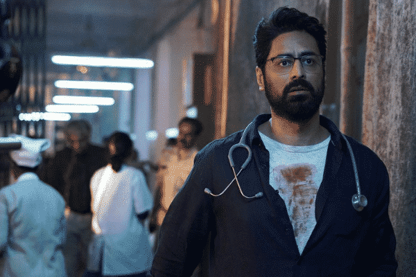 Mohit Raina as Dr Kaushik Oberoi. Source: Twitter