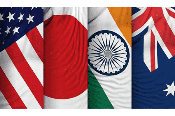 United States, Japan, India and Australia to collaborate and engage in Washington Summit meeting in September 2021. Source: Twitter