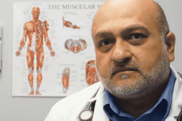 dr Hasan Gokal Texas doctor BuzzFeed news