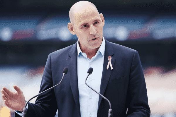 Cricket Australia's interim CEO Nick Hockley.