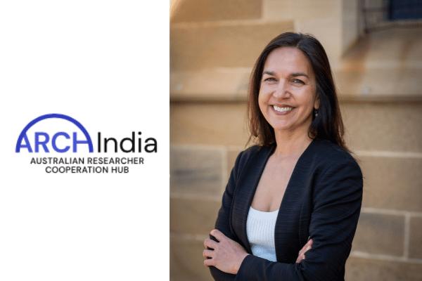 Director of Australia India Institute Lisa Singh. Source: supplied