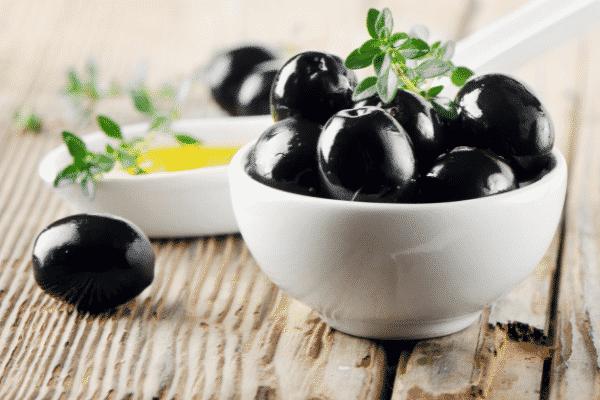 Black Olives. Source: Canva