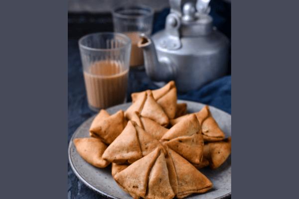 Mini Samosas. Source: Supplied