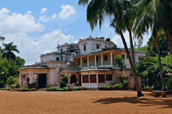 Rabindranath Tagore's Visva Bharati university. Source: Twitter