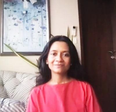 Film maker Payal Kapadia